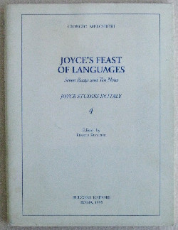 Joyce's feast of language seven essays and ten notes